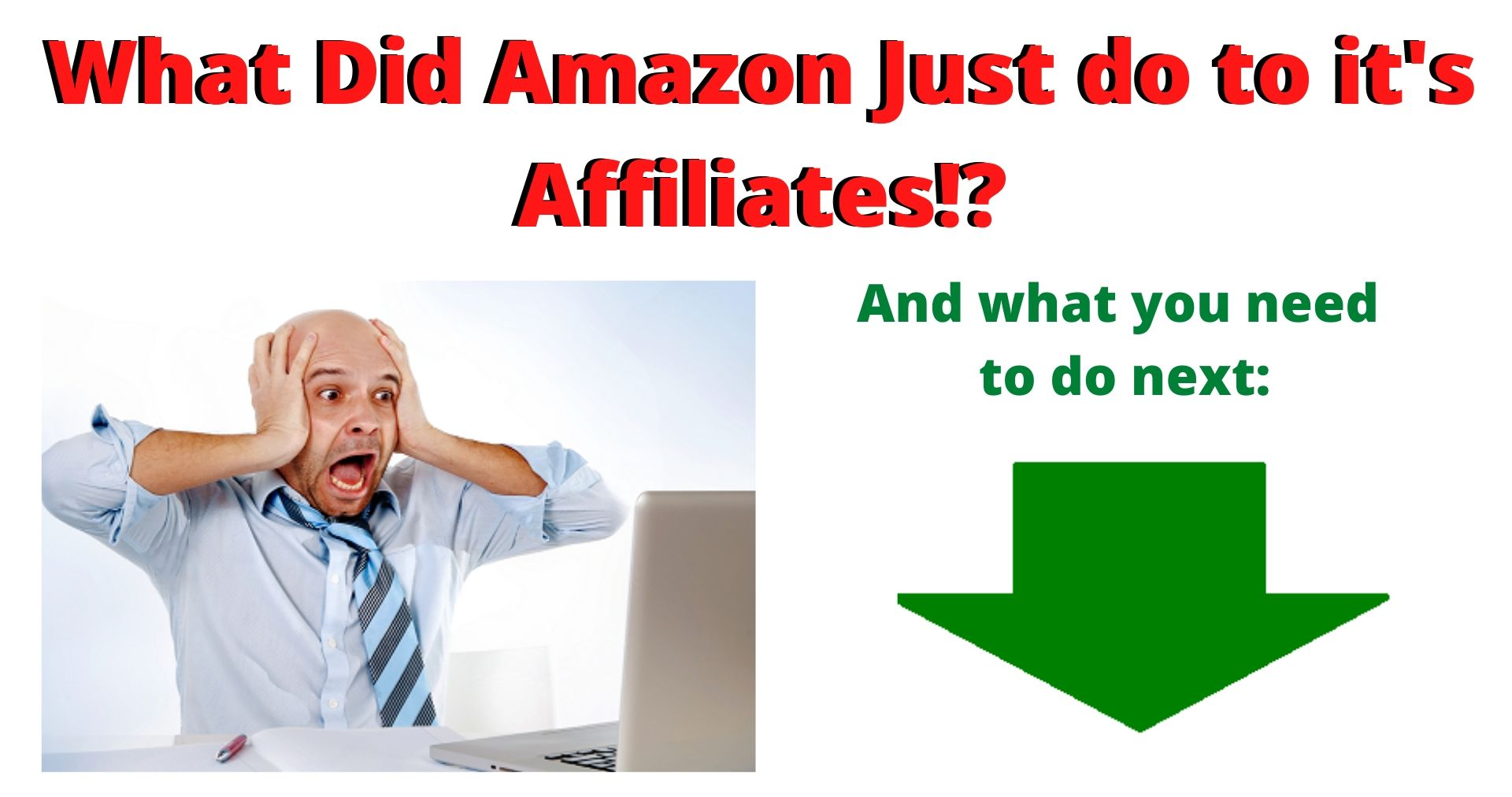 amazon cutting affiliate commissions