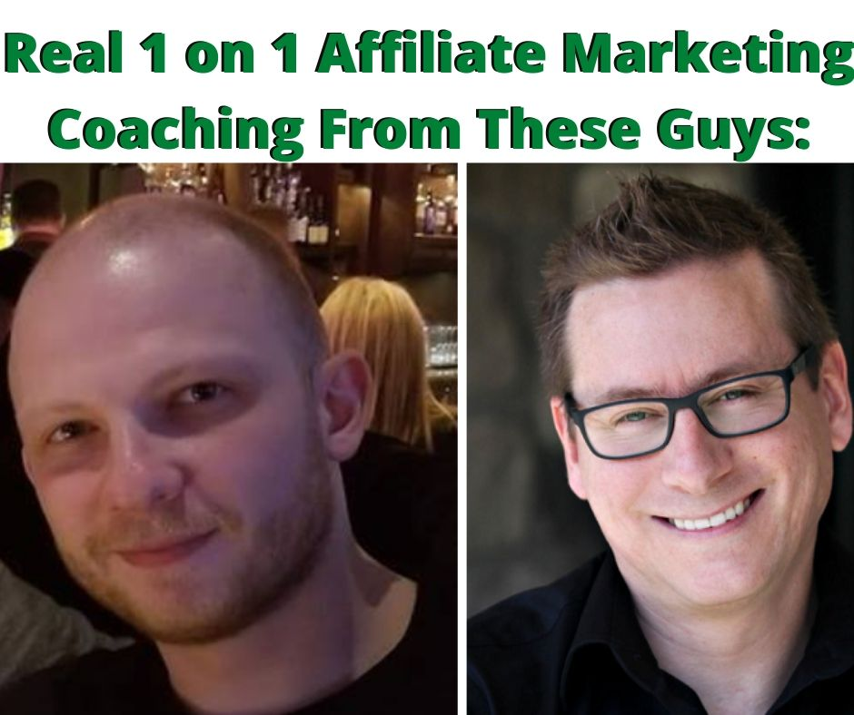 Where to Get Legitimate 1 on 1 Affiliate Marketing Coaching