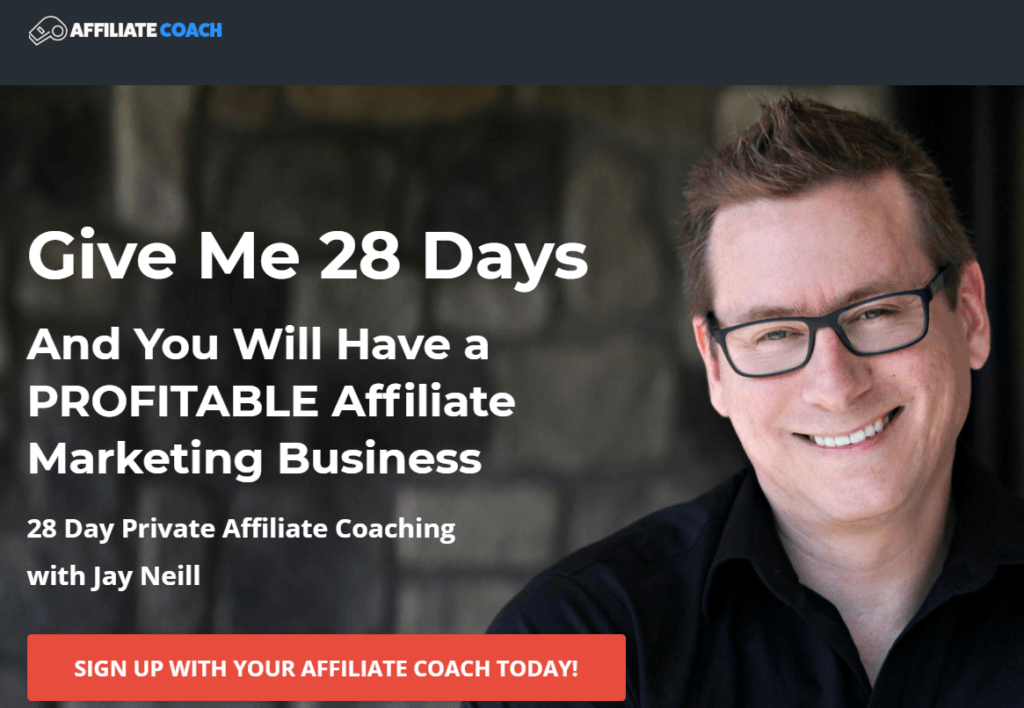 affiliate coaching 1 on 1