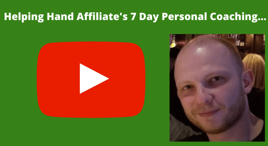 affiliate coaching passive income