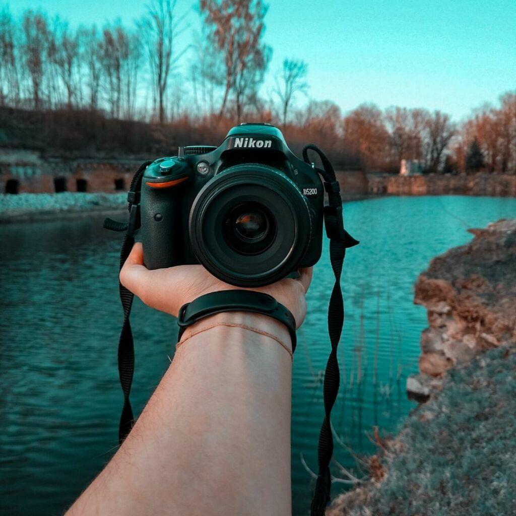 dslr camera niche