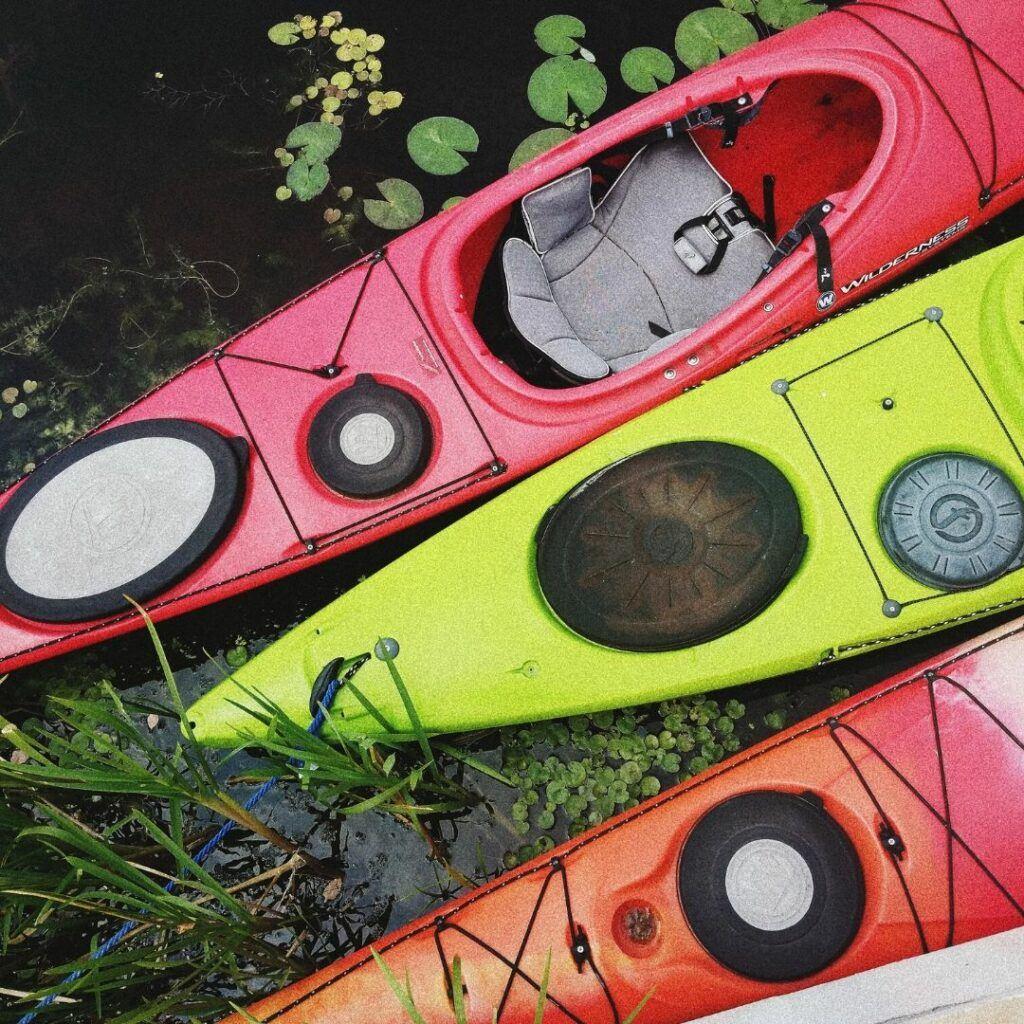 kayak niche