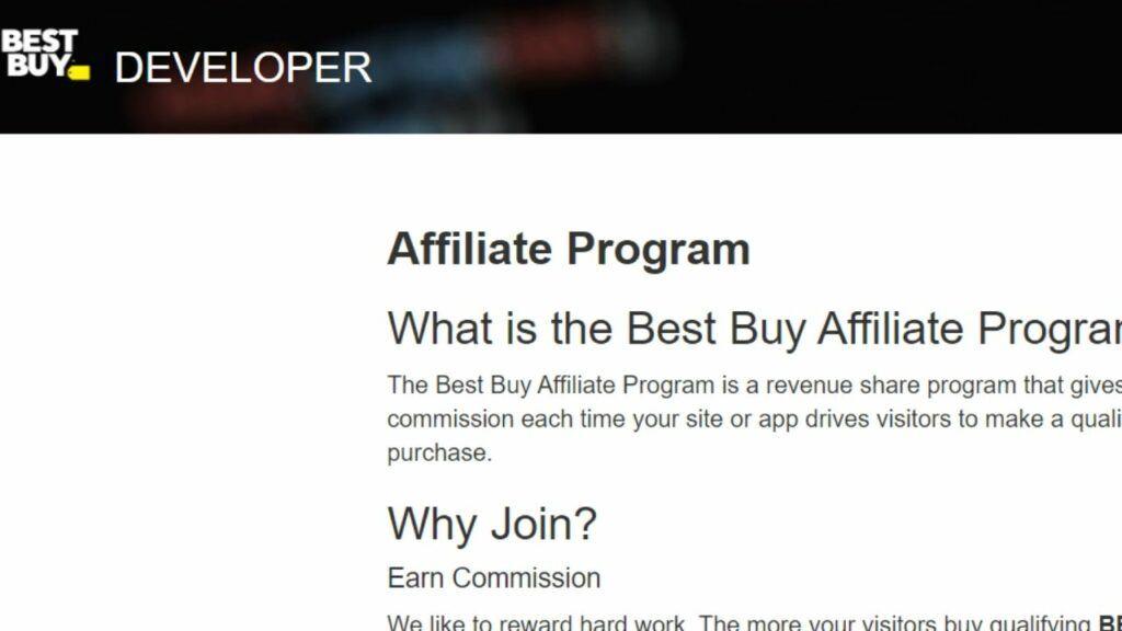 best buy drone affiliate program