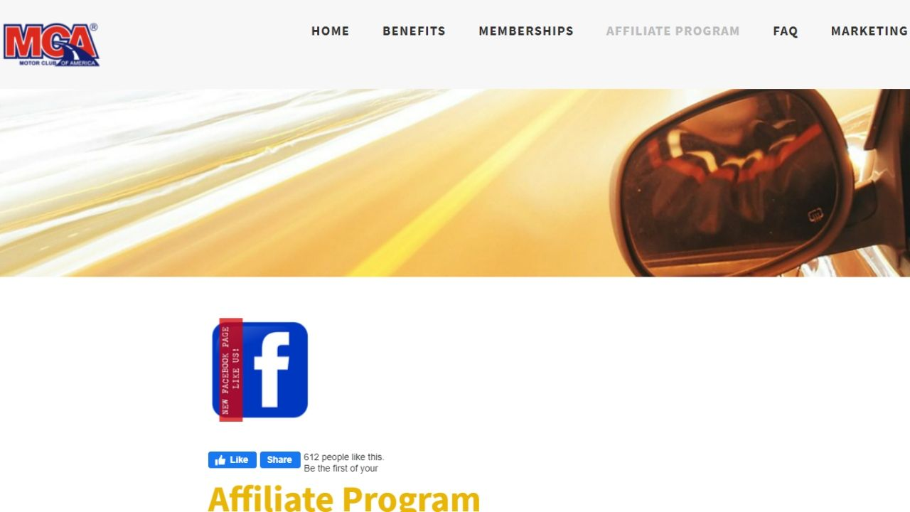 motor club of america car insurance affiliate program