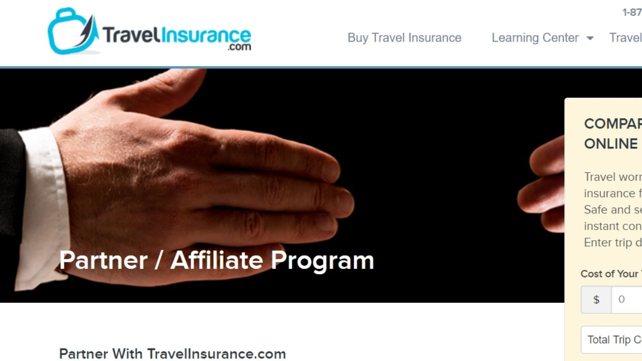 traveler car insurance affiliate program