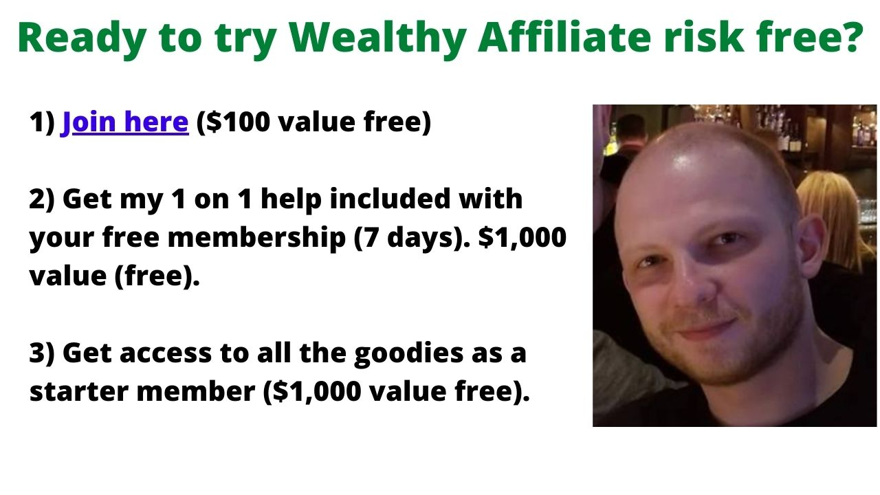 wealthy affiliate pros and cons