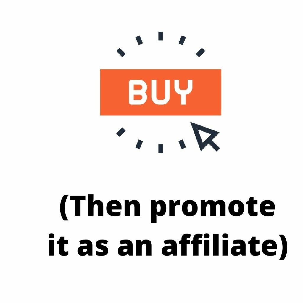 buying then promoting an affiliate offer cost