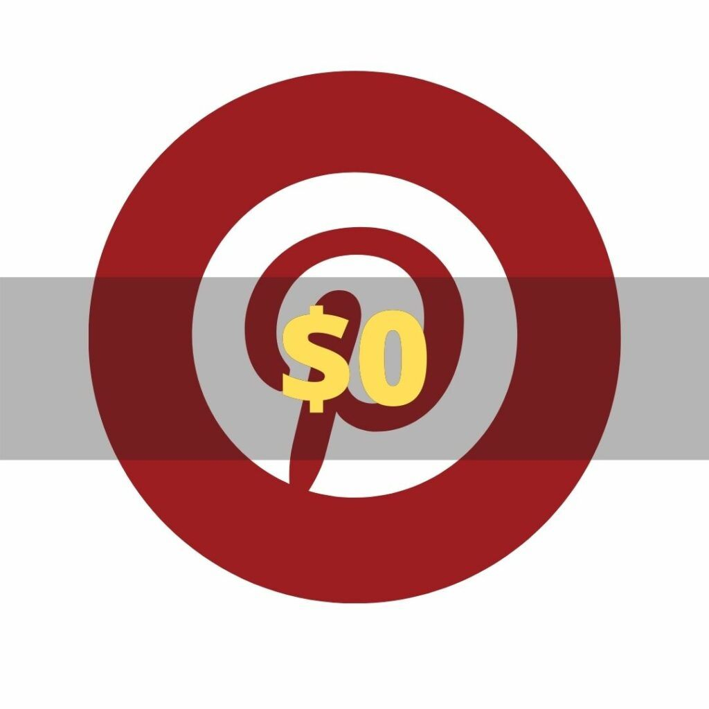 how much does it cost to do affiliate marketing with pinterest