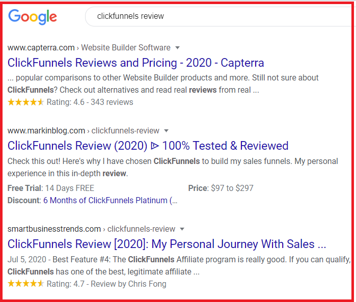 how to promote clickfunnels through blogging