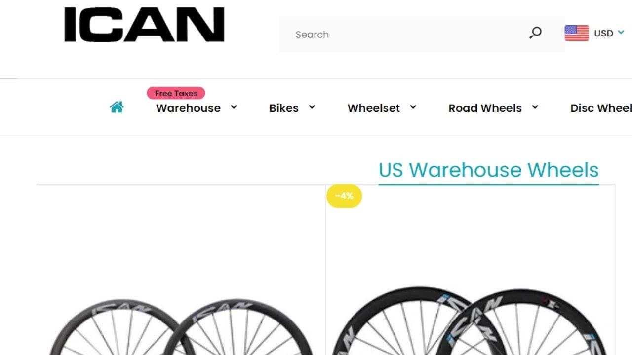 ican cycling affiliate program