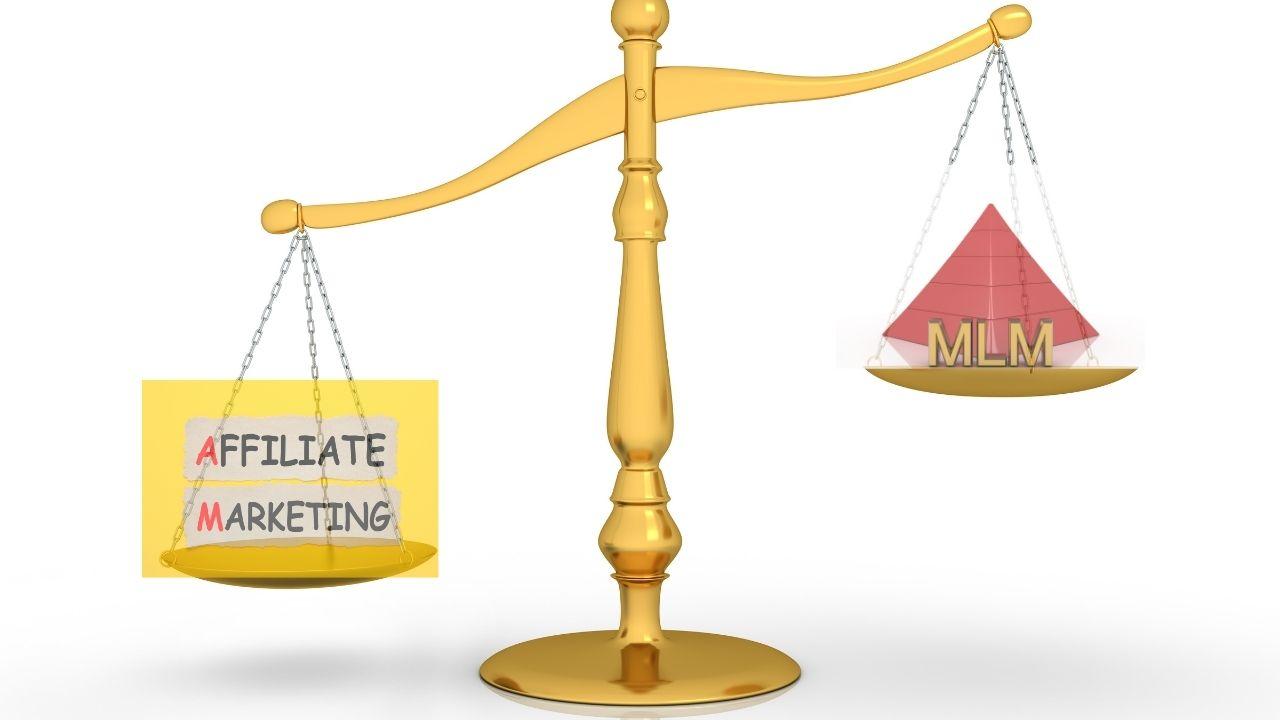 affiliate marketing vs mlm