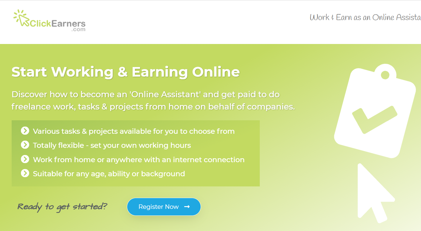 click earners review