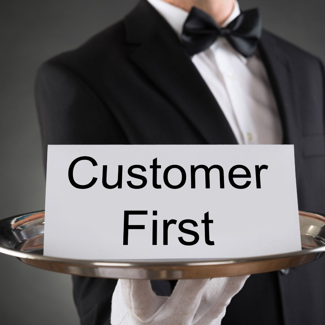 in affiliate marketing your customer comes first