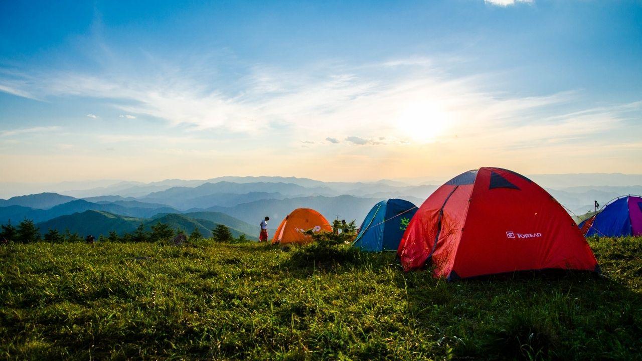 camping outdoor niche idea