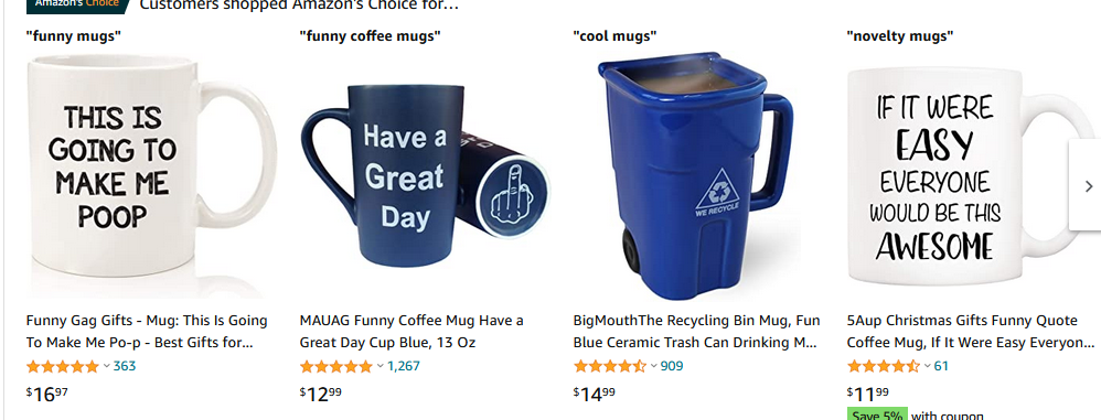 examples of a mugprenuer
