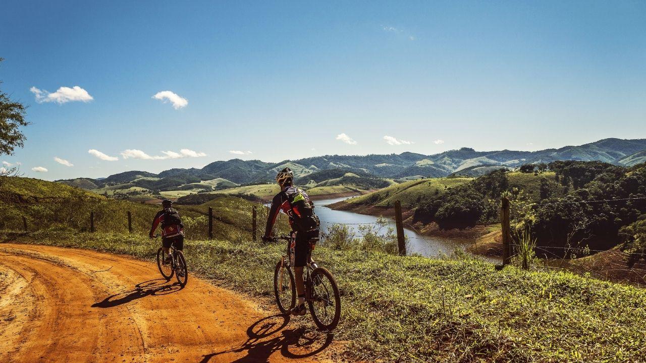 mountain bike outdoor niche idea