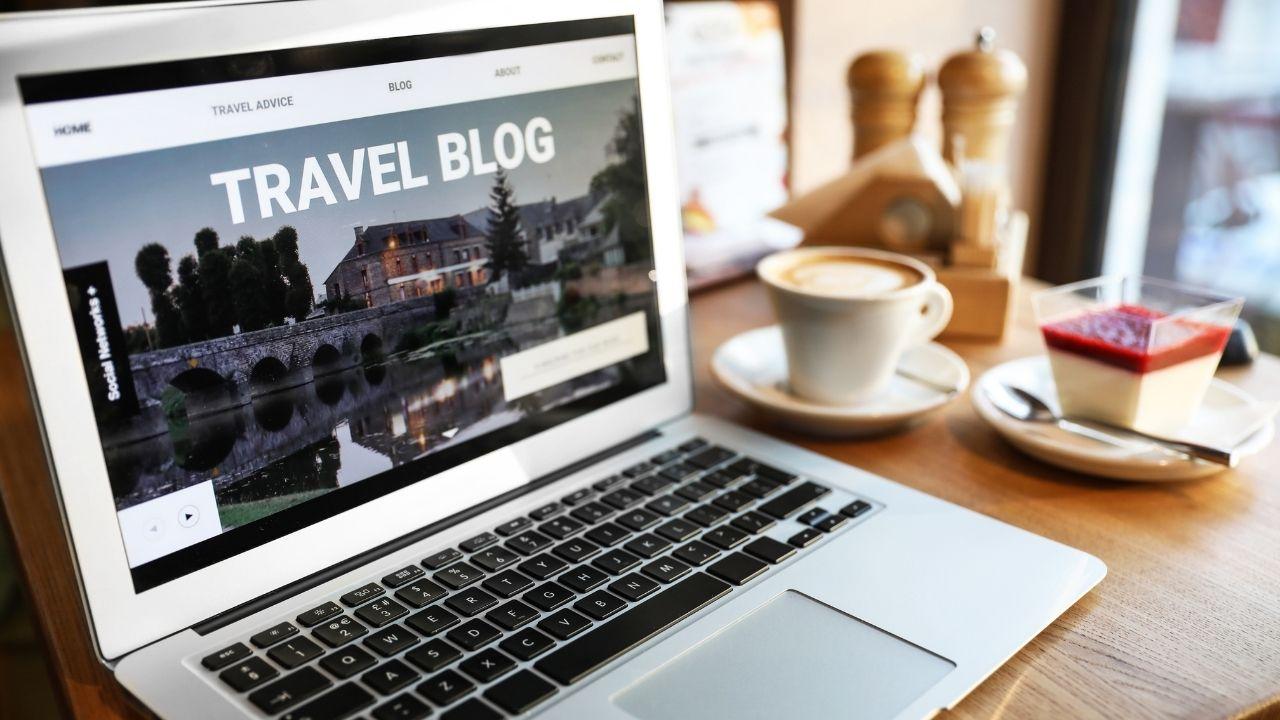 travel blog outdoor niche idea