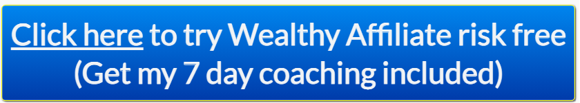 try wealthy affiliate over lurn button