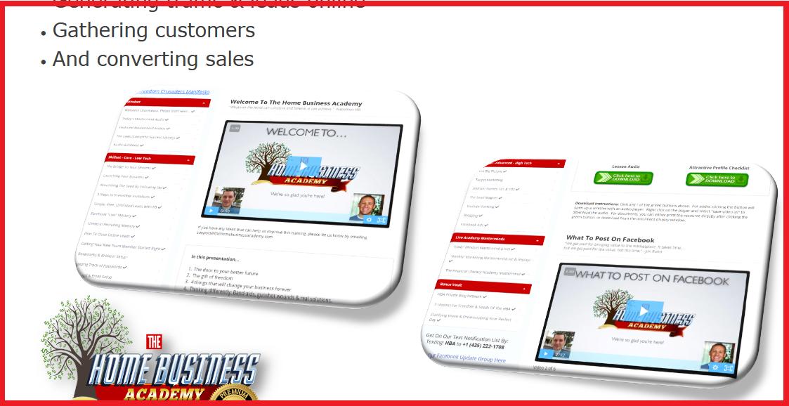 home business academy hba premium screenshot