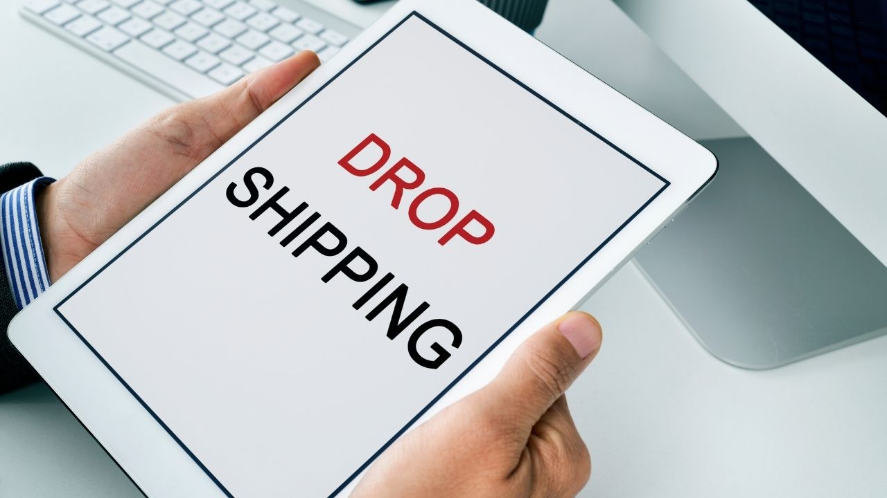 drop shipping type of online business 01